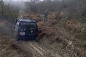 Uscita TRAPPER OFF ROAD 07/03/2021
